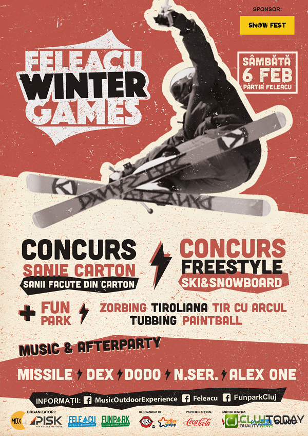 Feleacu Winter Games