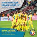 CONCURS Fetele vor să ducă România la EURO 2017!